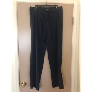 Pants - Navy Dress Pants